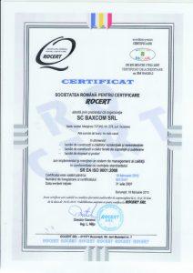 Certificat RoCert