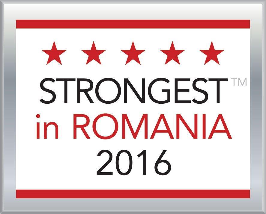 Strongest in Romania 2016